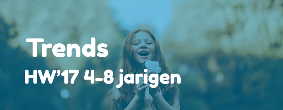 Herfst/winter trends (4-8 jaar)!